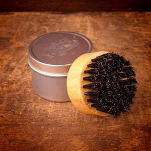 Black Magic Organic Beard Brush