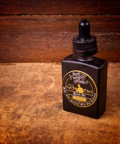 Black Magic Organic Beard Oil1